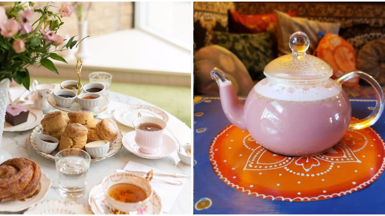 Toronto Tea Shops You Need To Cozy Up In This Fall