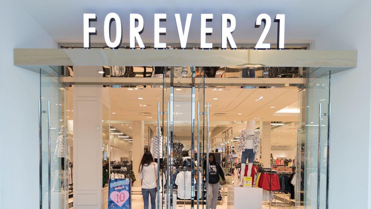 Forever 21 va fermer toutes ses boutiques au Canada