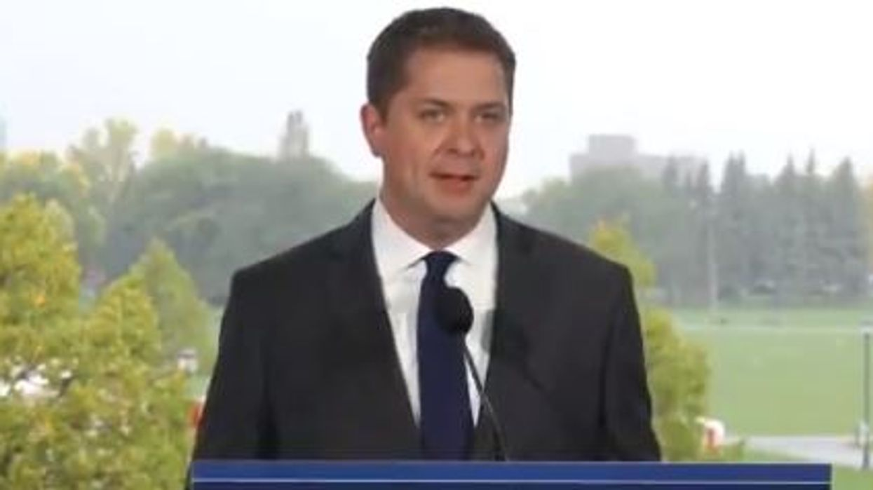 Andrew Scheer Climate Change Suggestion Is Confusing Canadians