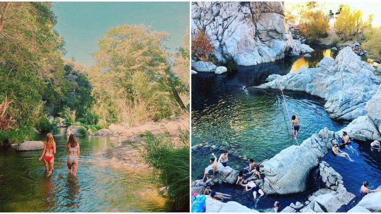 Deep Creek Hot Springs In San Bernardino Is Nature's Ultimate Jacuzzi