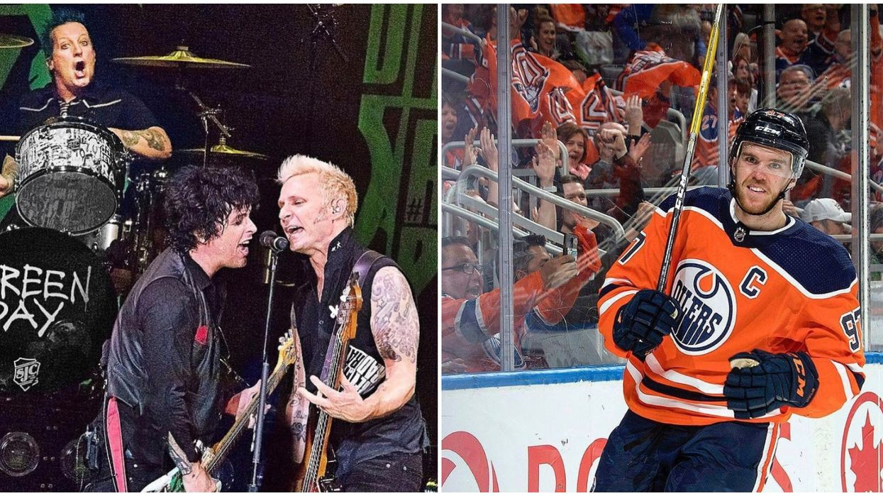 Green Day & The NHL Are Teaming Up For An Anthem But Fans Aren't Having It