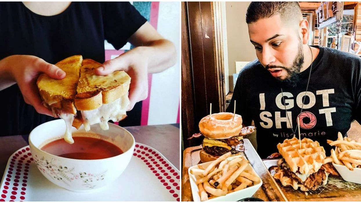 7 Totally Crazy Orlando Foods You Have To Try At Least Once In Your Lifetime