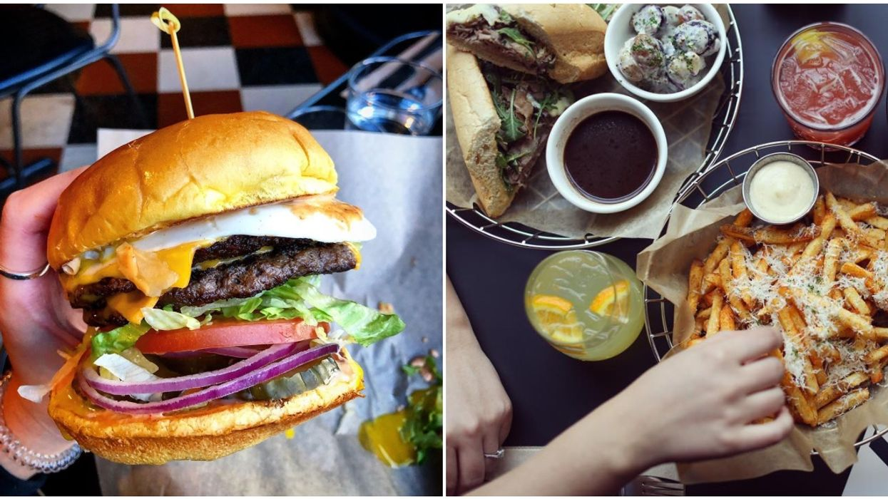 7 New Spots In Calgary Where You Can Eat For Under $15