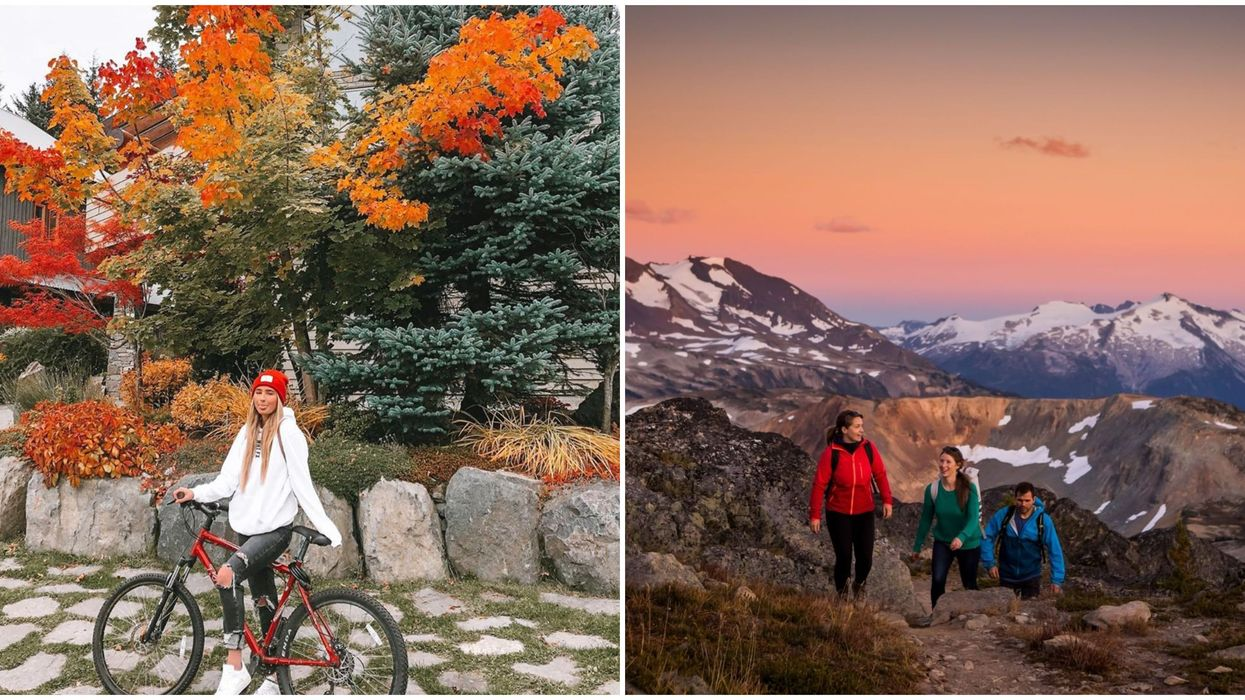 25 Bucket List Things To Do In Whistler This Fall
