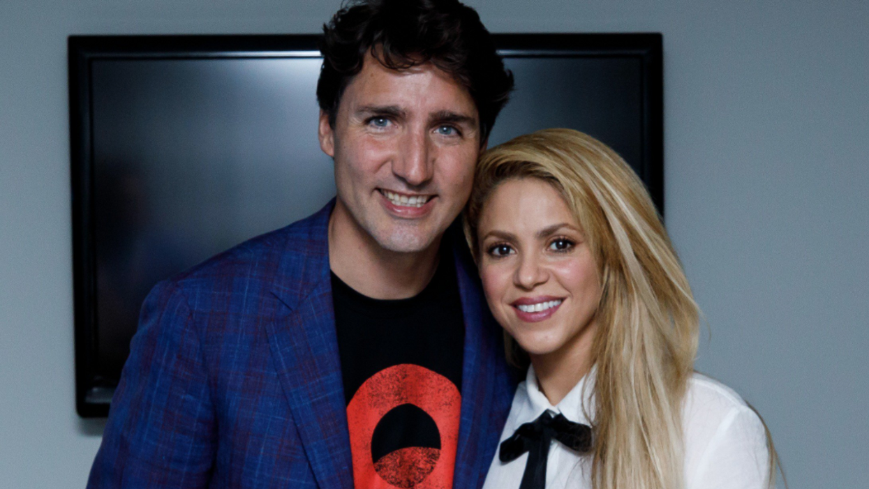 6 Celebrities That Have Major Love For Prime Minister Justin Trudeau