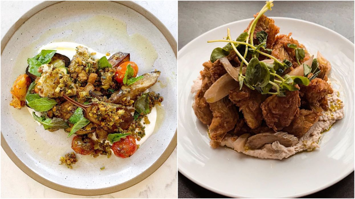 Canada's Best Vegetarian Restaurants Are Mostly In Ontario & BC