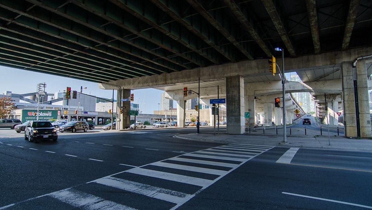 Gardiner Expressway Closure Will See Sherbourne-Jarvis Exit Closed Until Spring