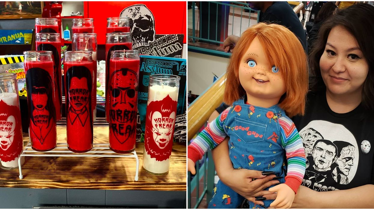The Fort Worth Oddities Fair Is Coming This Month