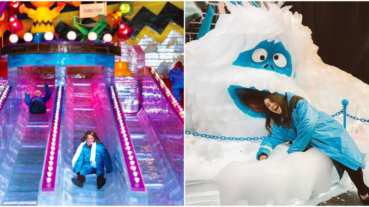 The Metroplex Is Getting An Icy Wonderland This Winter