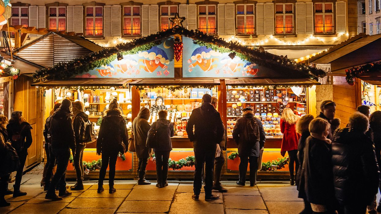 A Massive Authentic German Christmas Market Is Coming To South Florida This Winter