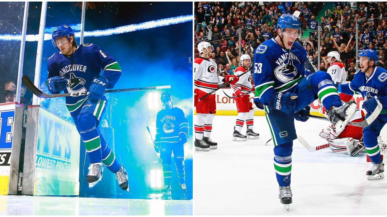 Who Will Be The New Vancouver Canucks Captain Because Twitter Has Theories