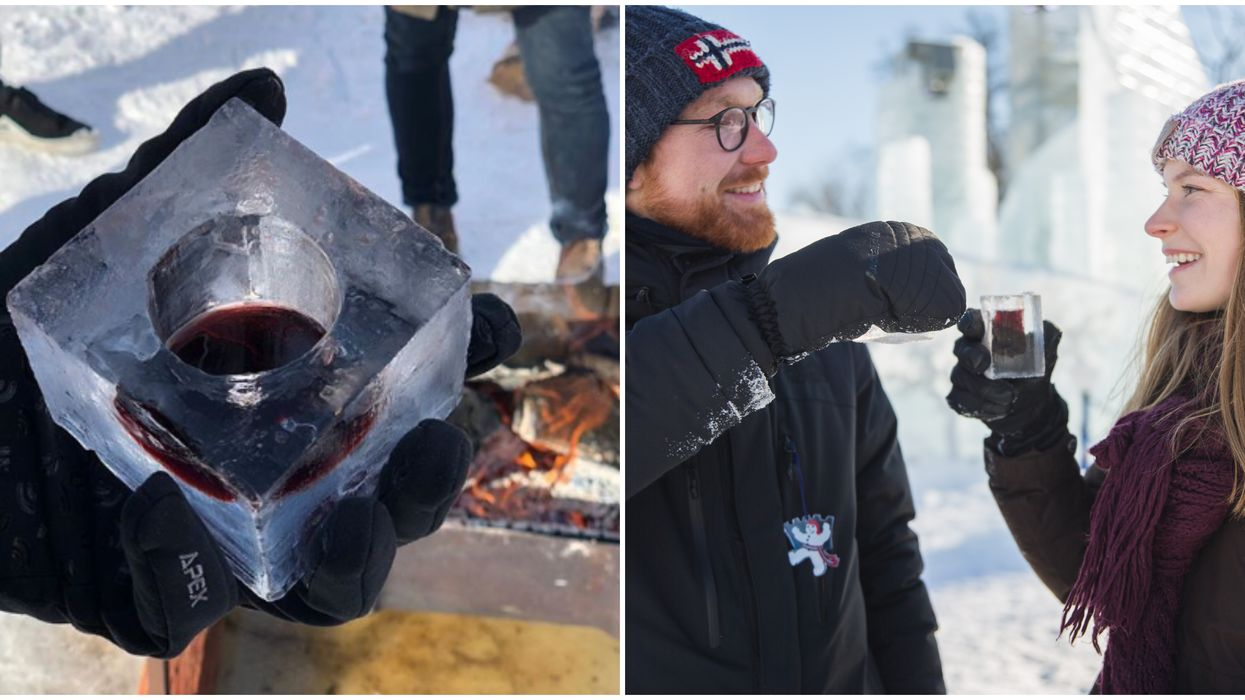 Quebec's Caribou Drink Is Perfect For Keeping Warm