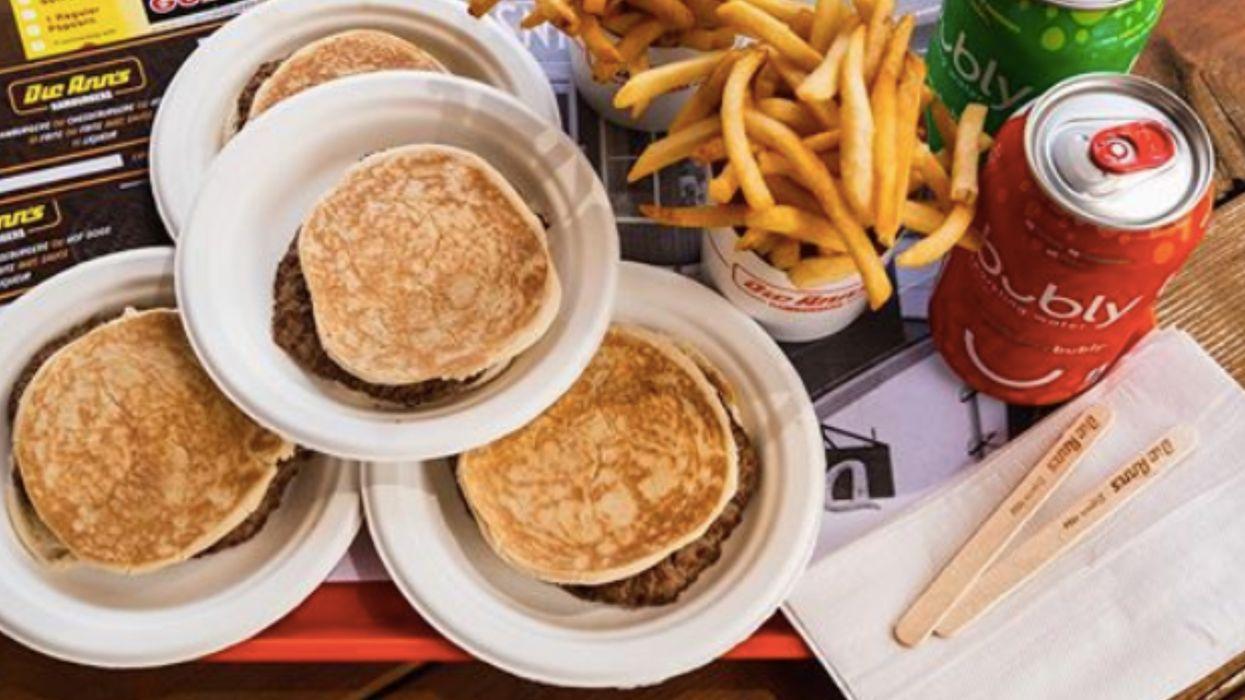 Ce Dic Ann's de Montréal offrira des hamburgers à 1$ pour son anniversaire ce weekend