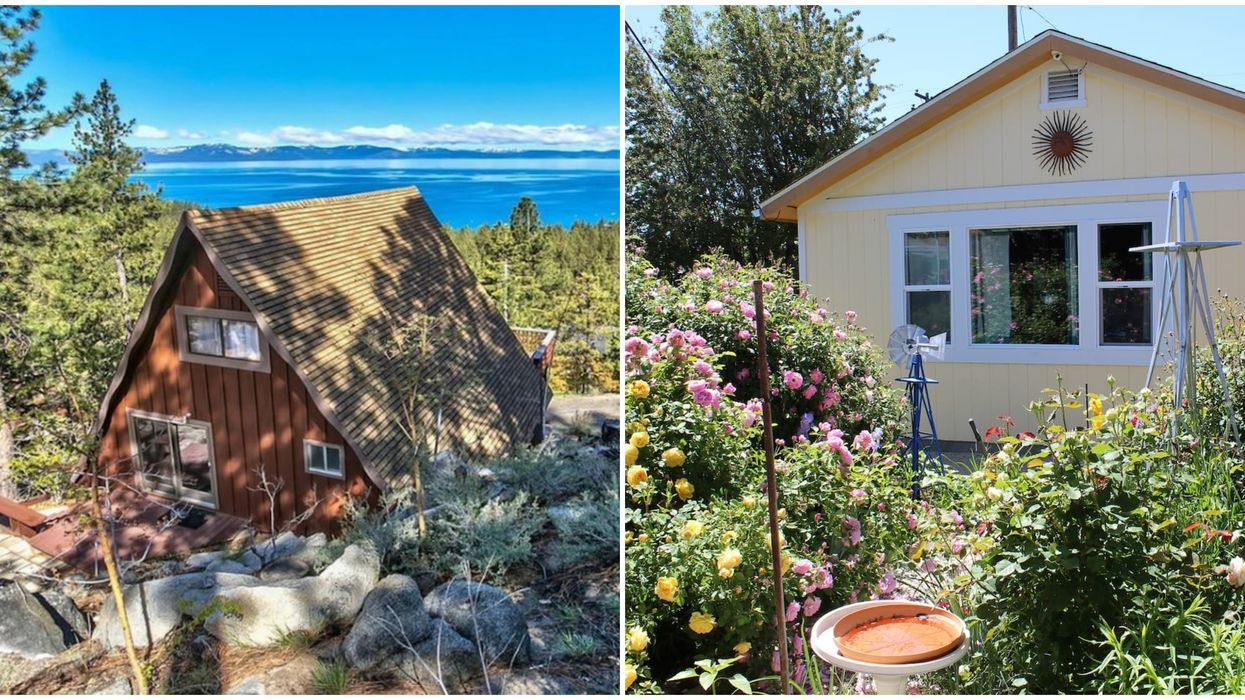 Nevada Cottages You Can Rent With Your Friends This Fall
