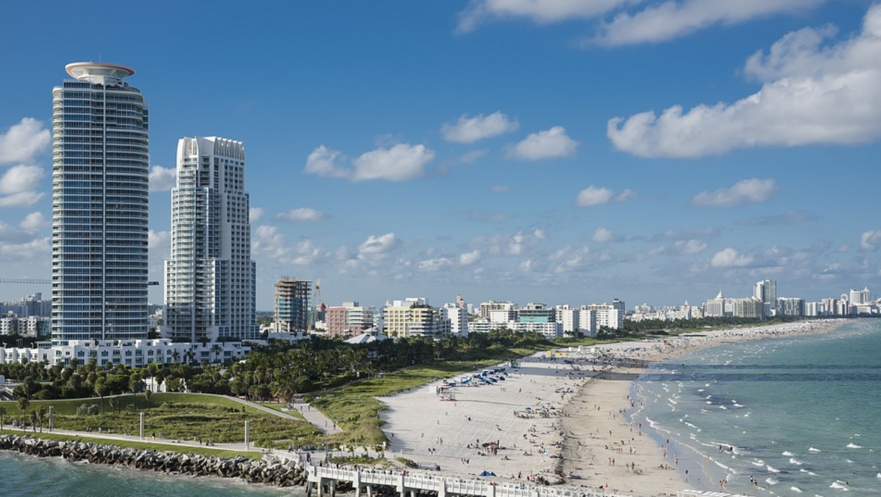 Flights From Toronto To Miami Are Less Than $300 This Fall