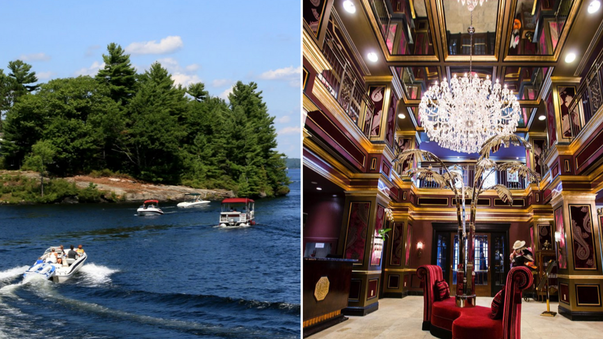 7 Places In Canada Where You'll Definitely Run Into Celebs