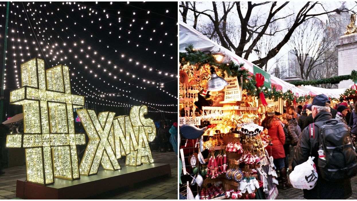 Ottawa Christmas Markets That Will Seriously Boost Your Holiday Spirit