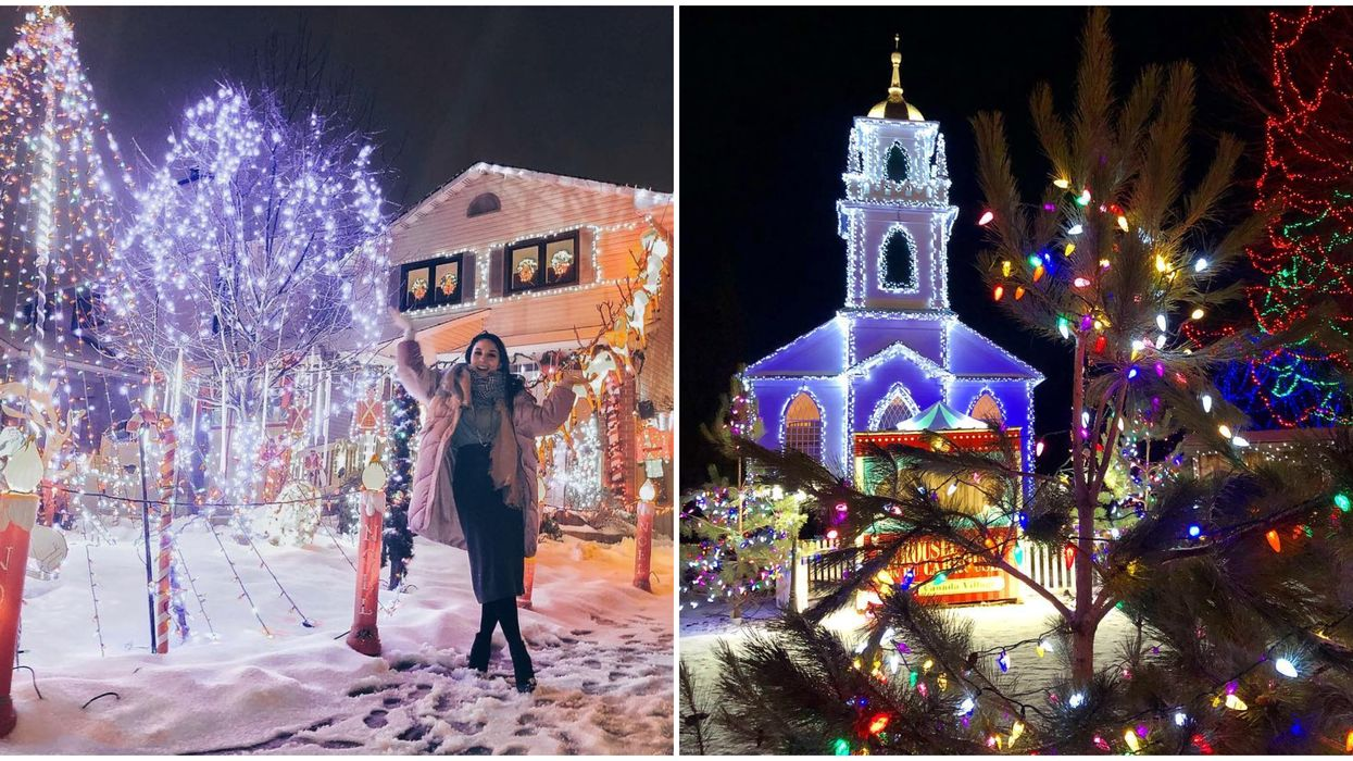 Christmas Lights Ottawa That Will Make You Feel Like You're In A Magical Wonderland