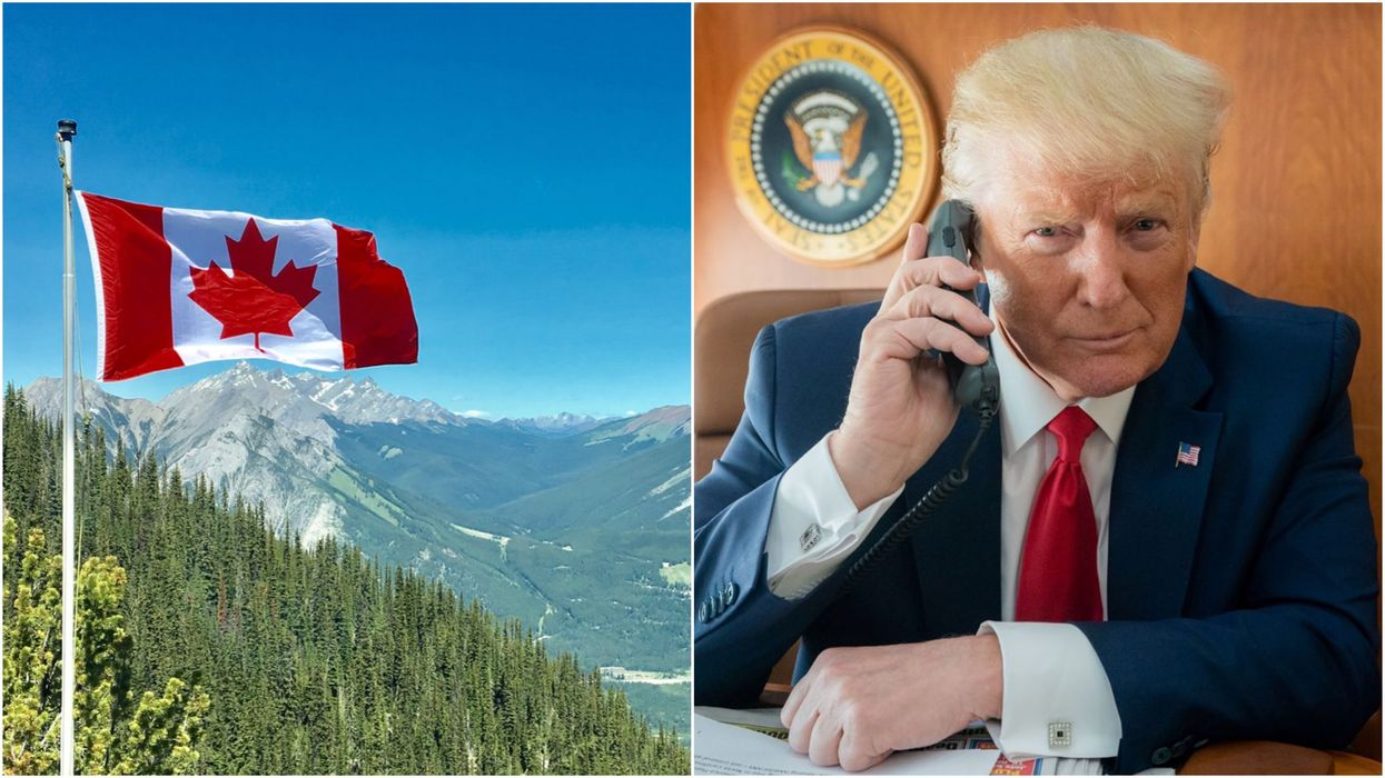 A New Poll Shows 94% Of Canadians Would Be Whistleblowers Amid Trump Scandal