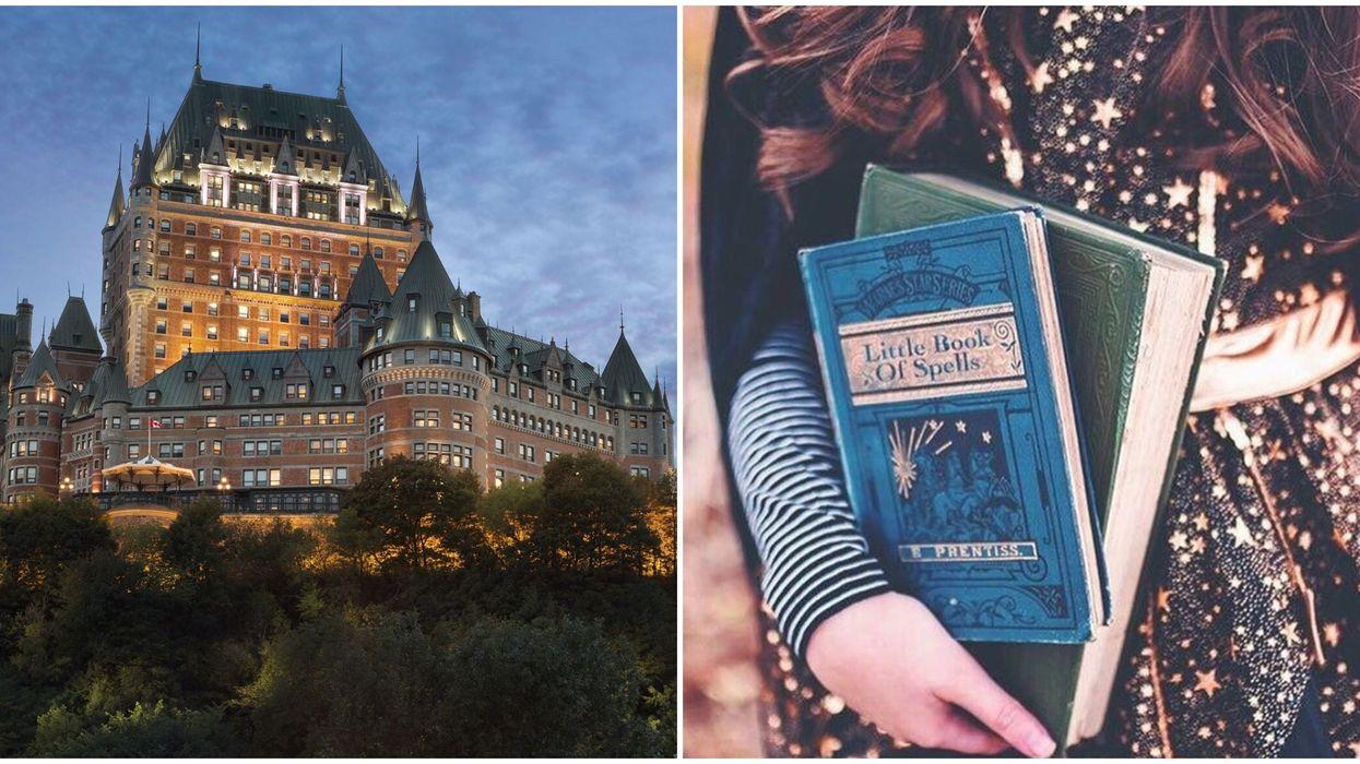 Un village ensorcelé t'attend pour un party de sorciers gratuit ce weekend à Québec