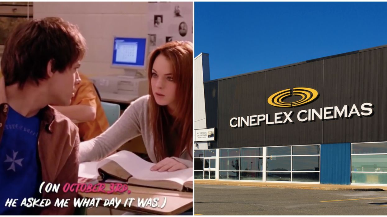 Cineplex Mean Girls Showings Are Happening Across Canada Today