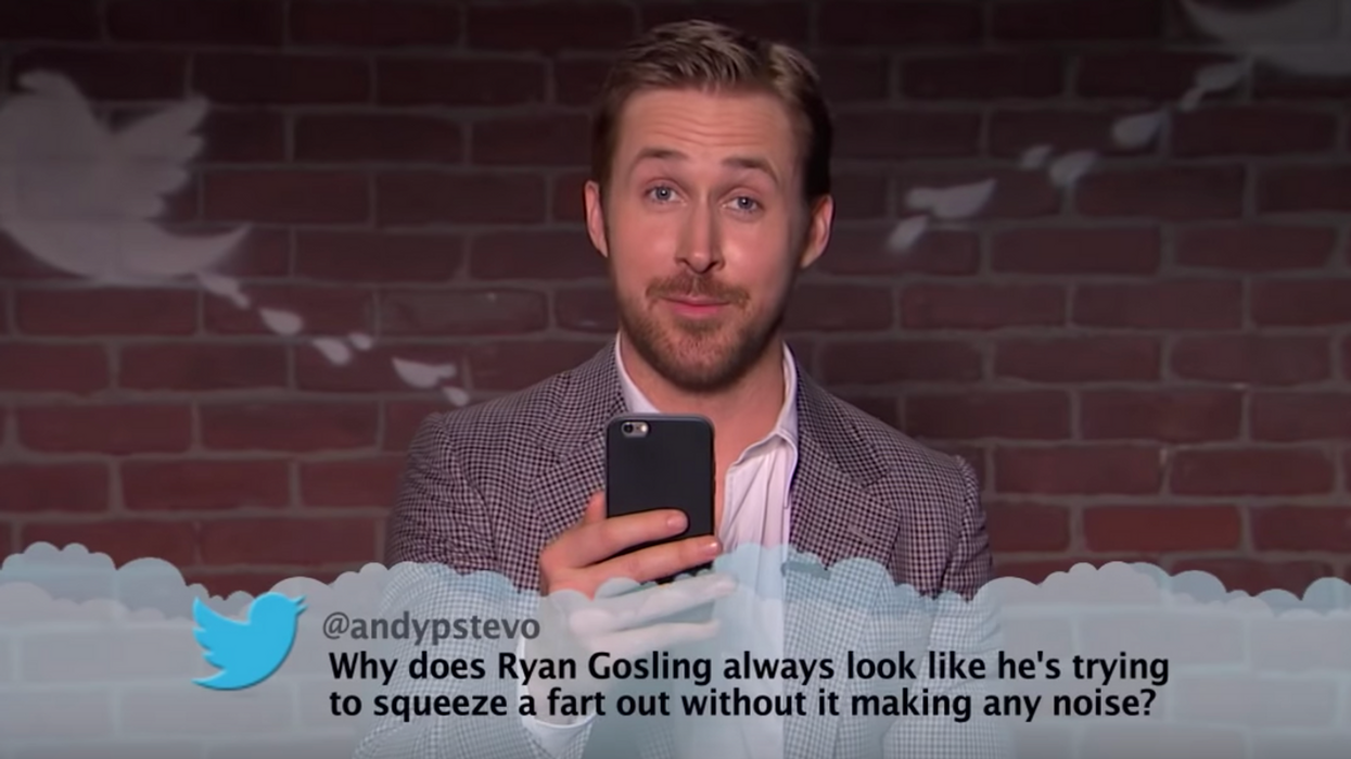 These Canadian Celebrities Reading Mean Tweets About Themselves Will Make Your Day