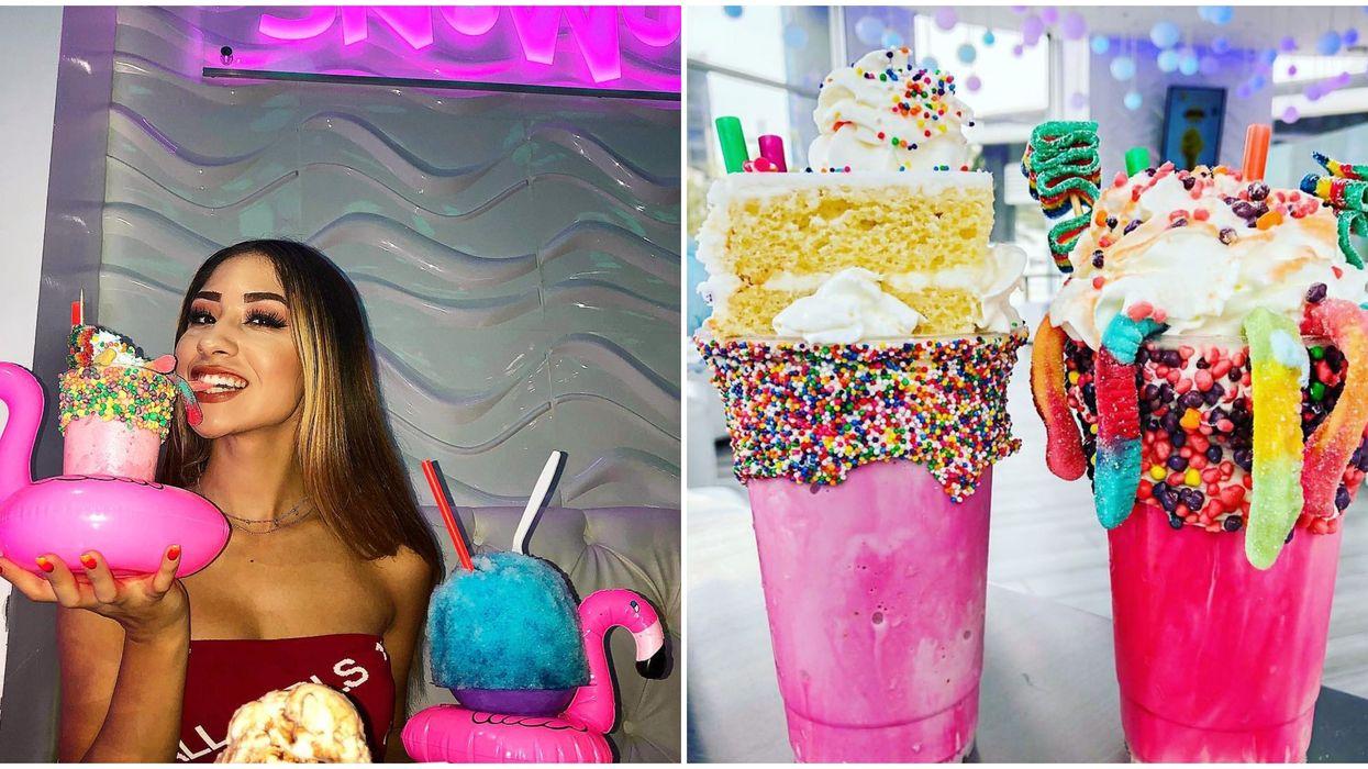 Crazy Desserts Los Angeles Area