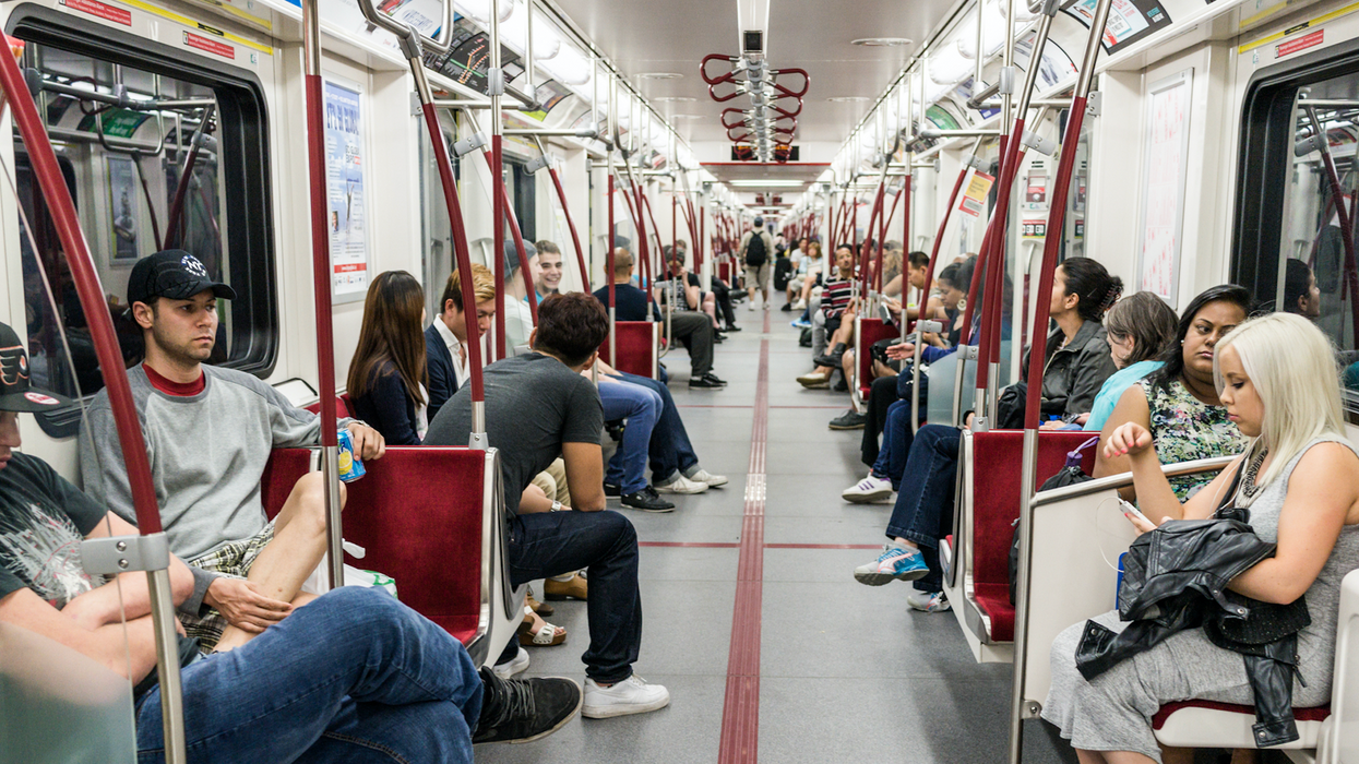 TTC Riders Are Fighting Hard To Finally Get Cell Service On The Subway