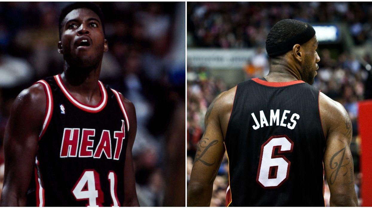 Miami Heat Rumors Include Bringing Back Nickname Jerseys