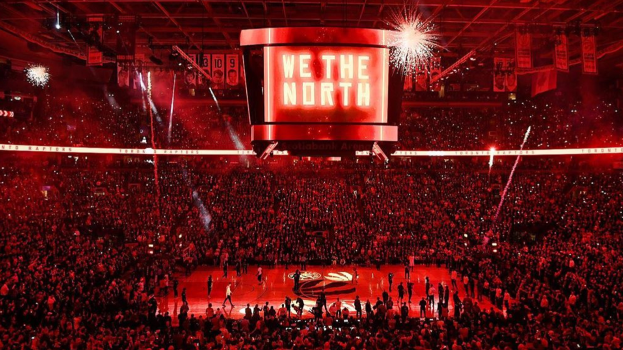 The Raptors Just Announced Plans To Host Epic Retro Throwback Nights This Season