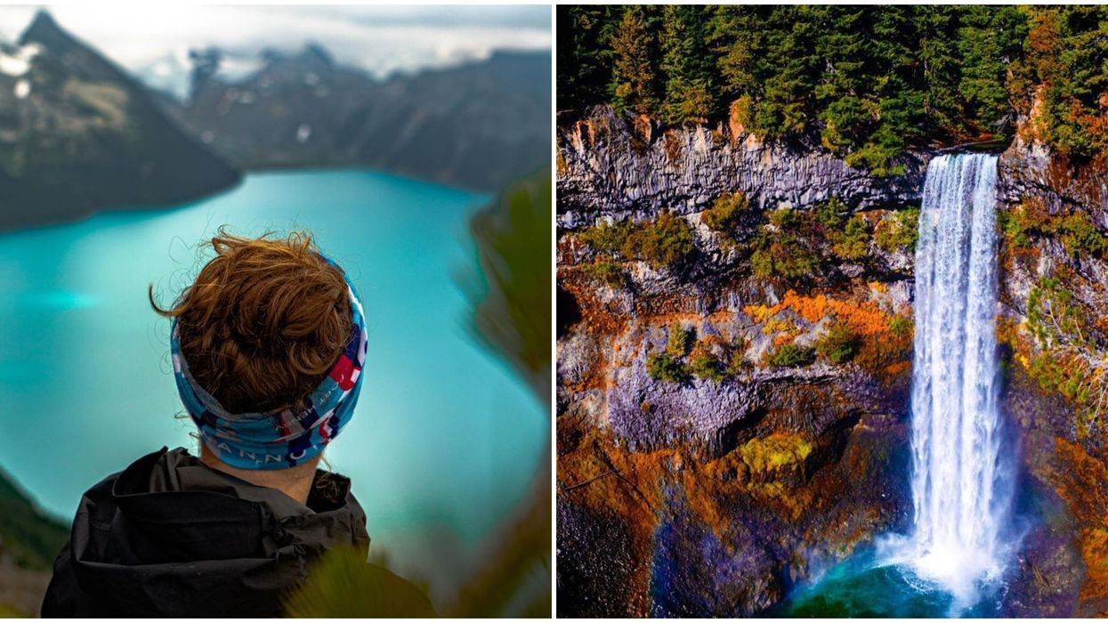 12 Breathtaking Places That Will Make You Proud To Call BC Home