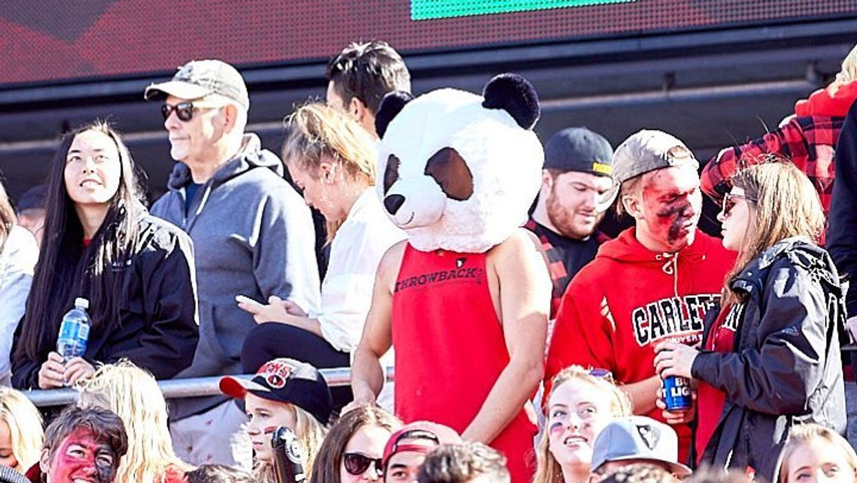Ottawa Panda Game Is Today & The Streets Are Going To Wild