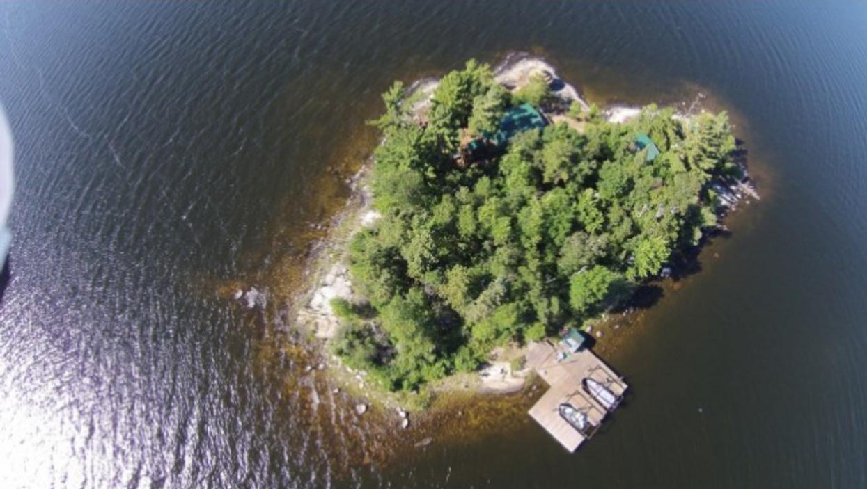 Ontario Private Island Is Cheaper Than A Toronto Home