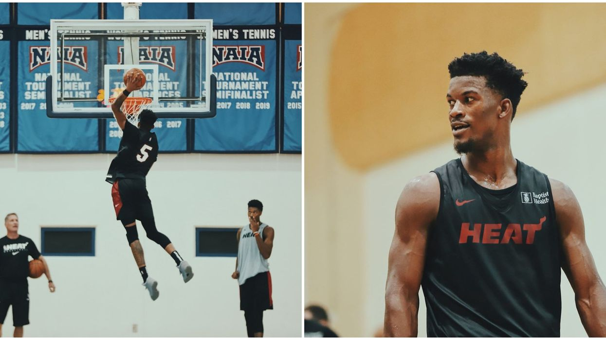 Miami Heat Practiced Too Hard At Keiser University And Apologize For Punishing Their Rims