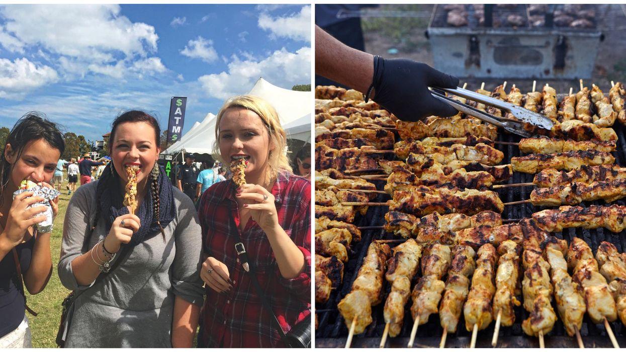 Food Festivals In Florida Include St. Augustine's Greek Fest Next Week