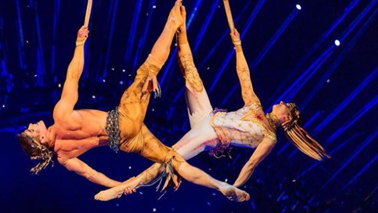 Le Cirque du Soleil revient à Montréal avec un tout nouveau spectacle en 2020