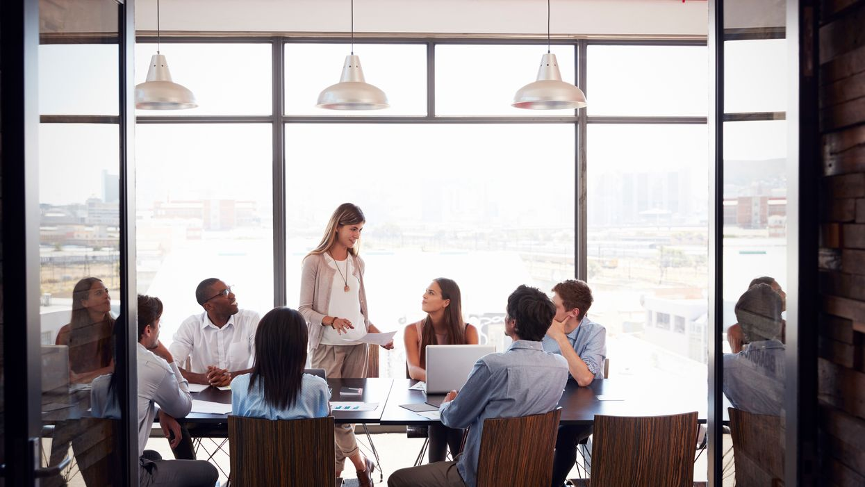 Only 10% Of Canadian Youth Think Of Women As CEOs According To A New Study