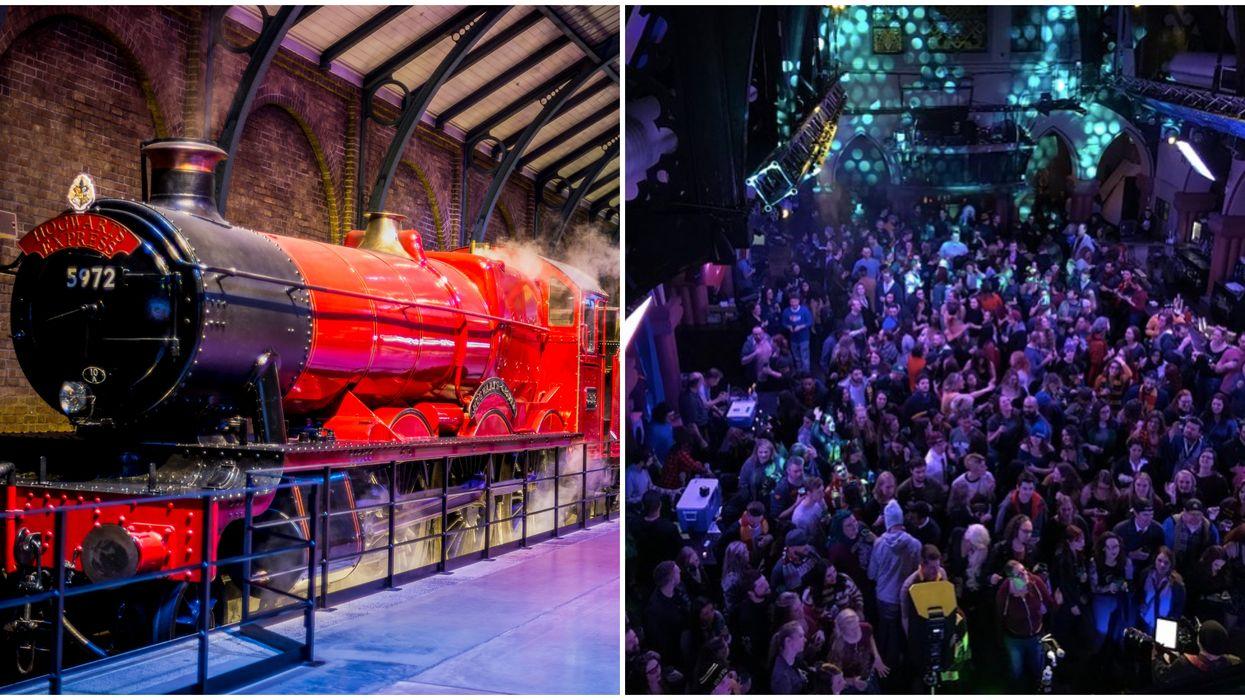 Ce «beerfest» d'Harry Potter 18 ans et + arrive enfin à Montréal et voici quand