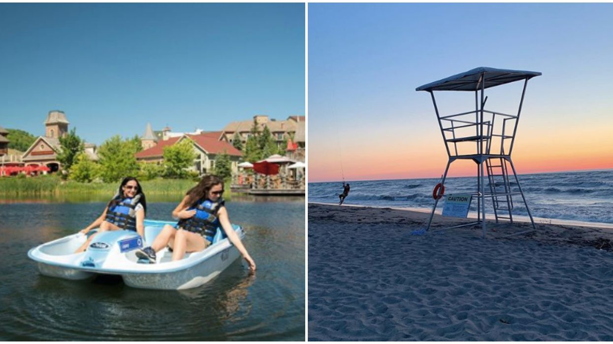 Places In Ontario That Will Make You Feel Like You're In Florida