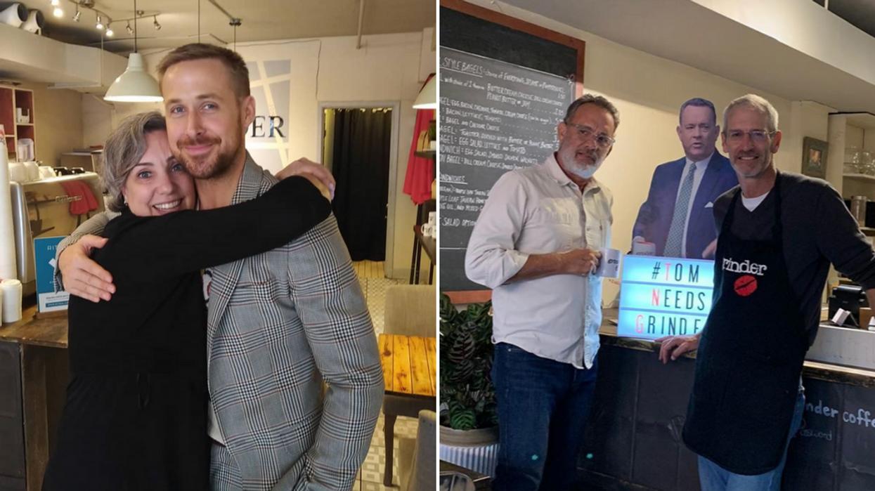 Toronto Coffee Shop Grinder Closing