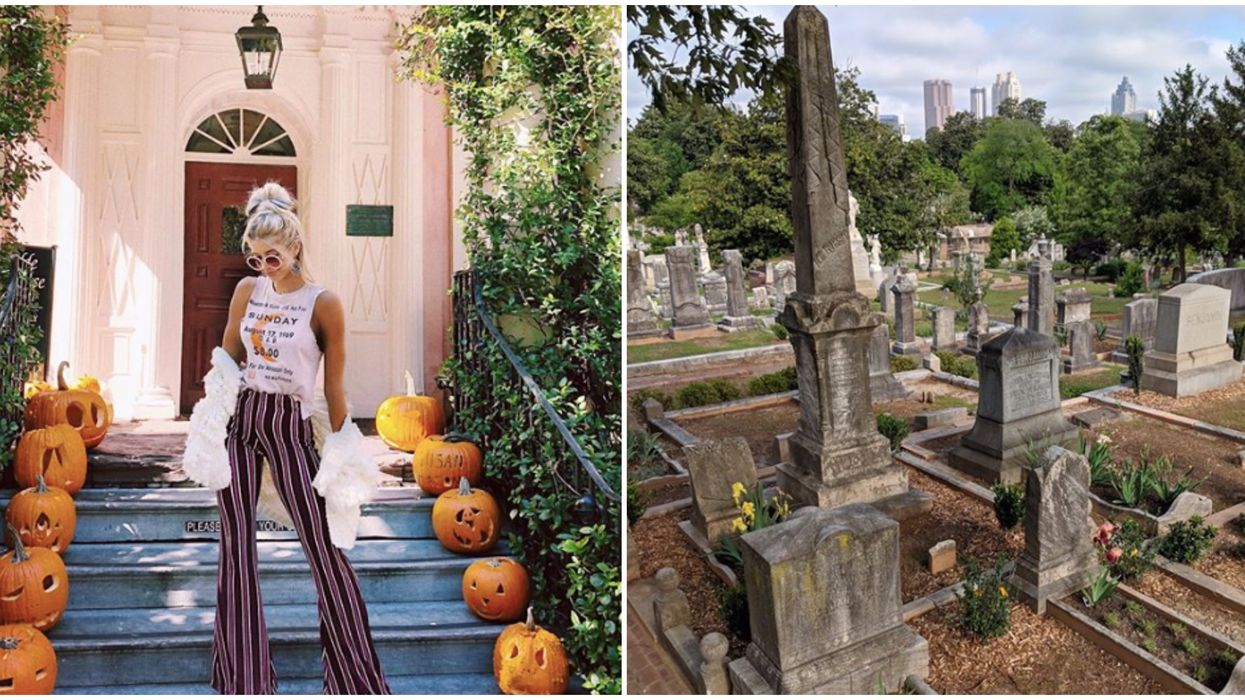 These Haunted Georgia Attractions Will Give You The Ultimate Scare