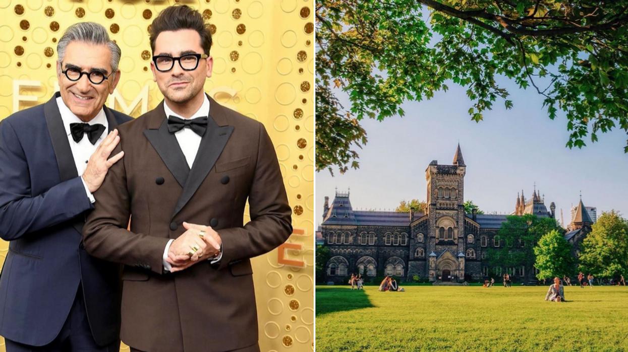 Celebrities Who Went To University