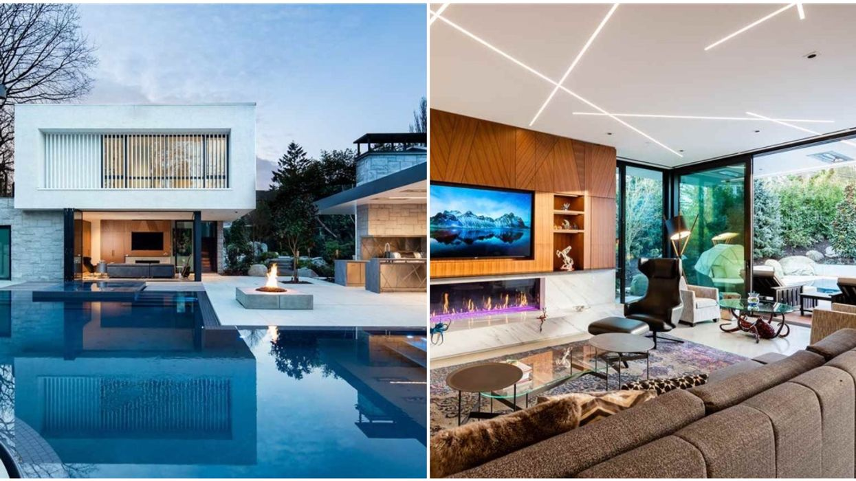 The Most Expensive House In Vancouver Is Straight Out Of A James Bond Film