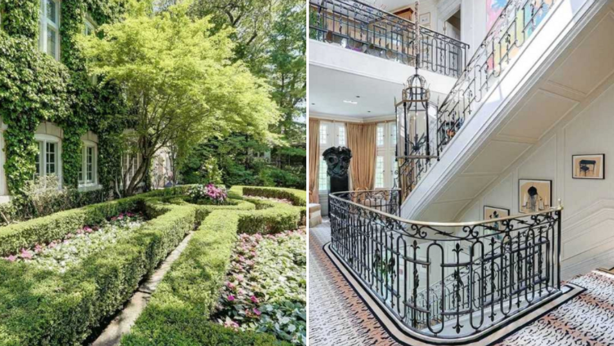 Ontario Mansions For Sale That Look Like They Belong In A Fairy Tale (PHOTOS)
