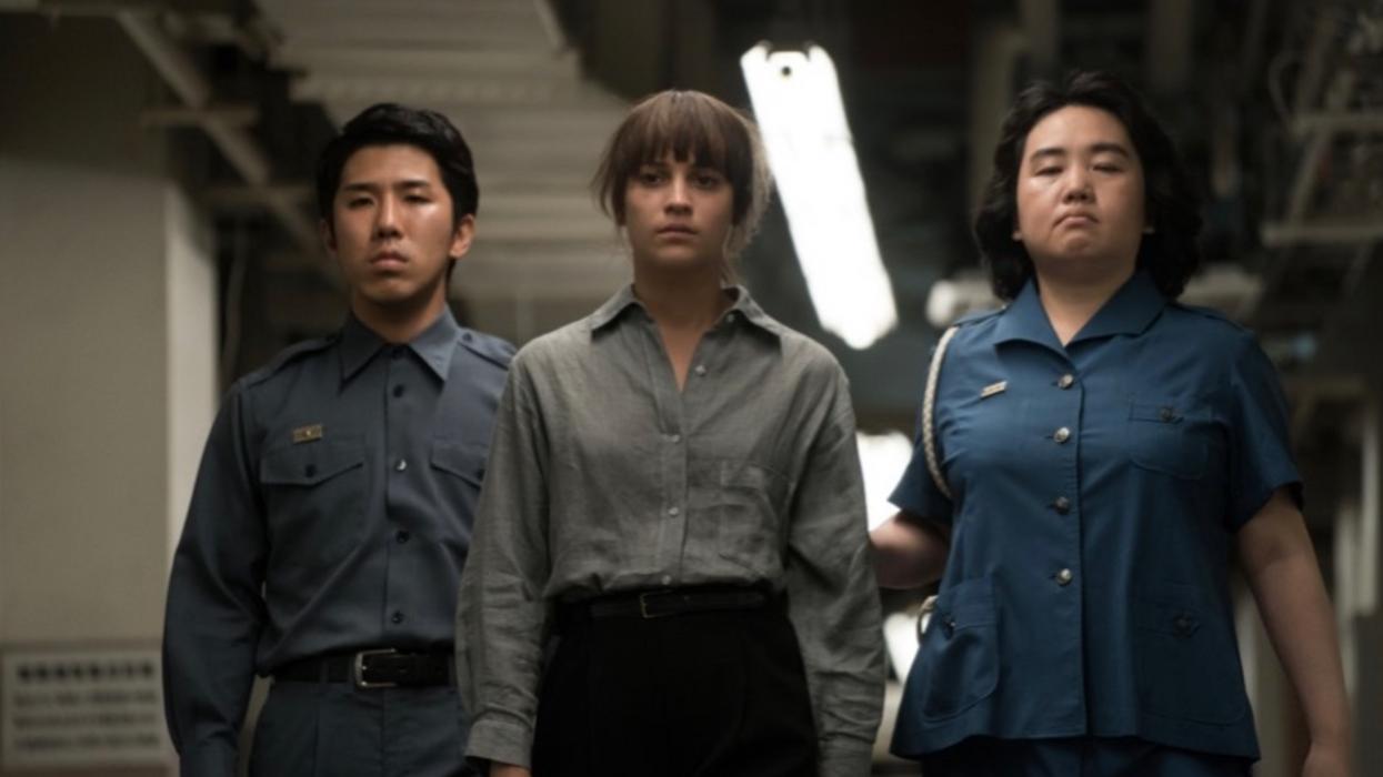 """Earthquake Bird"" On Netflix Canada"