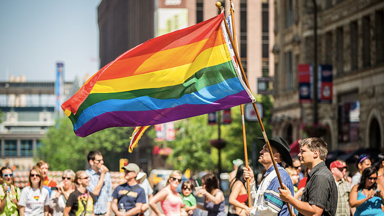 The Best LGBTQ-Friendly Place In North America Is Toronto