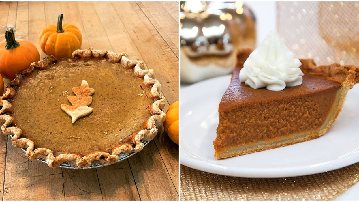 Where To Get Amazing Pumpkin Pie In Toronto For Thanksgiving Weekend