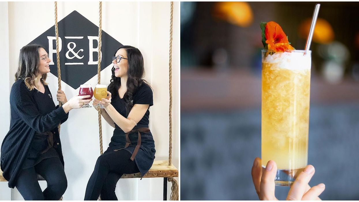 7 New Bars In Halifax That Will Be There For You When It Gets Colder Outside