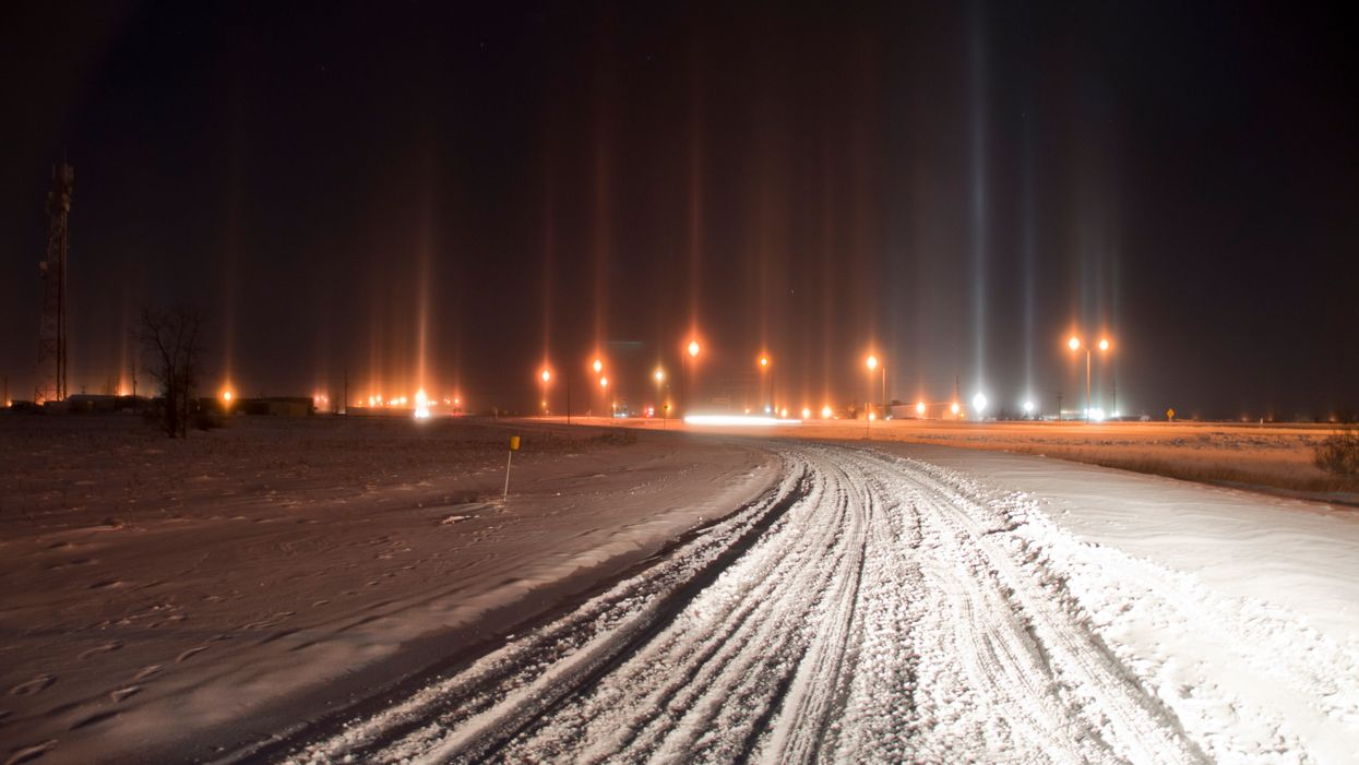 Manitoba Highway Conditions Involve A Lot Of Road Closures