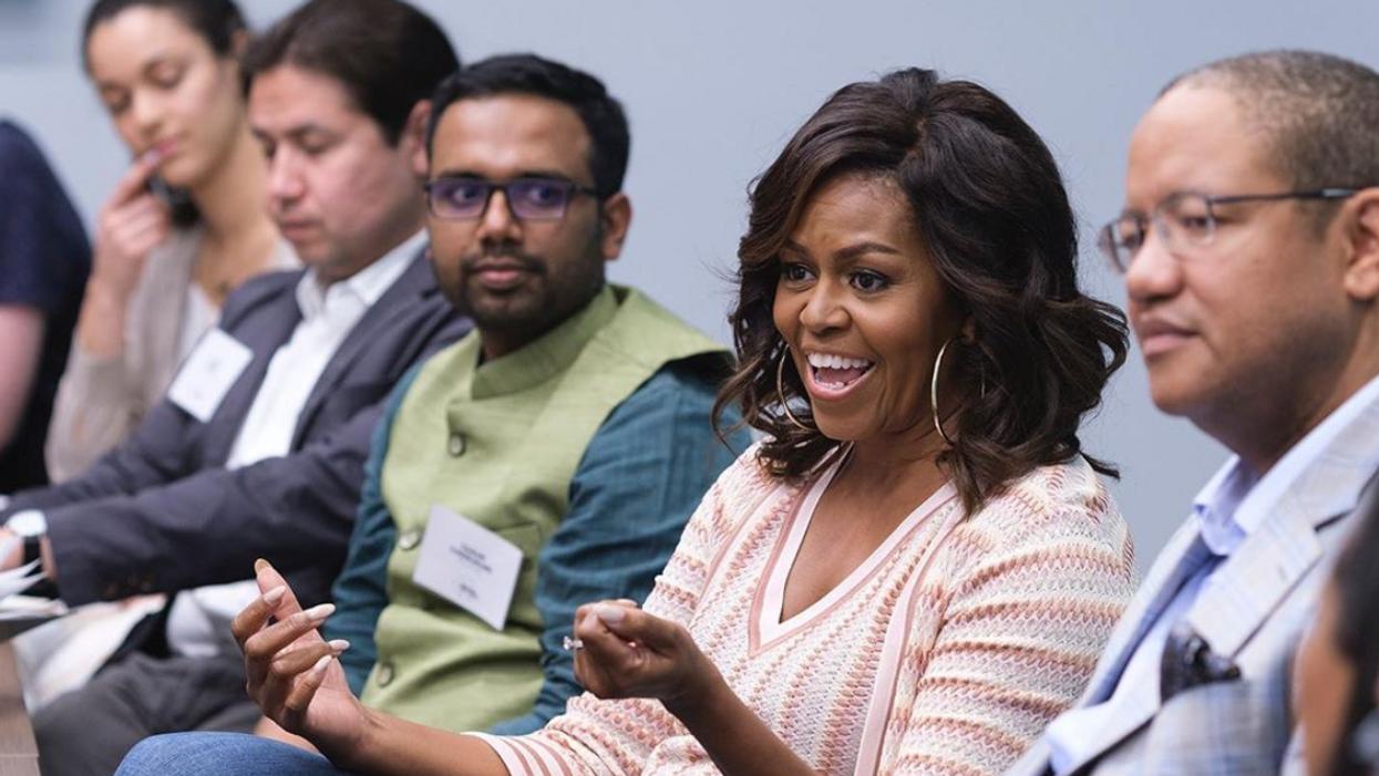 Michelle Obama's Ottawa Show